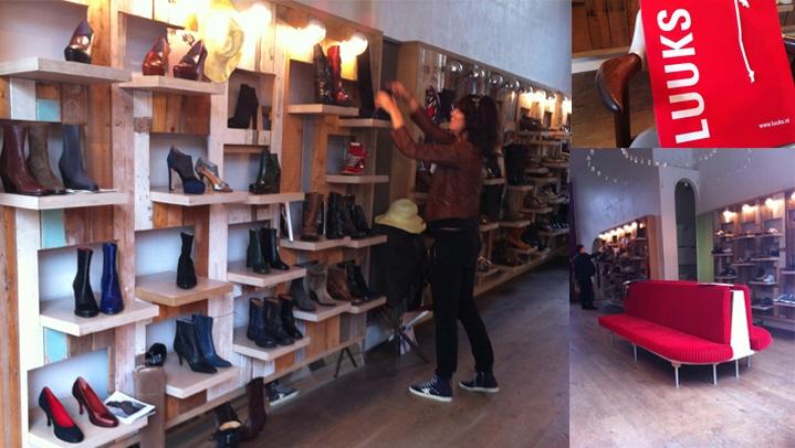 Schoenen, Shoes, Boots, Laarzen en Sneakers.